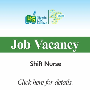 NLNG Job Vacancy