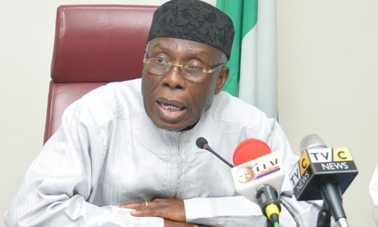 • Audu Ogbeh, Minister of Agriculture and Rural Development