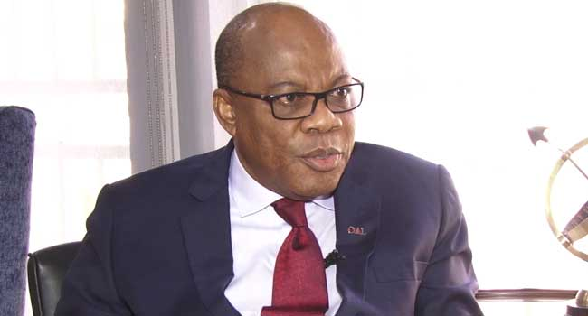 • Human rights lawyer Olisa Agbakoba