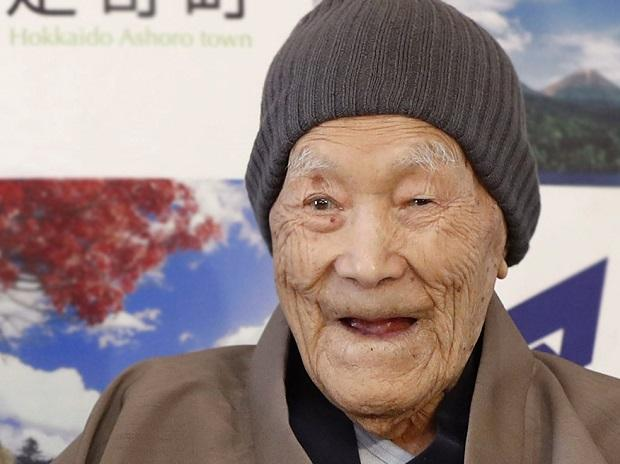 'World's oldest man' dies in Japan at 113
