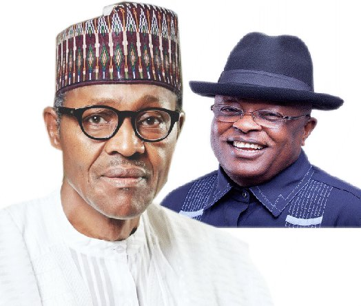 2019: Rousing welcome awaits Buhari in Ebonyi, says Governor Umahi