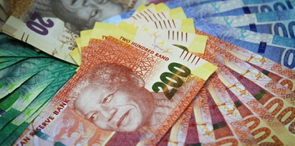 • South Africa's currency