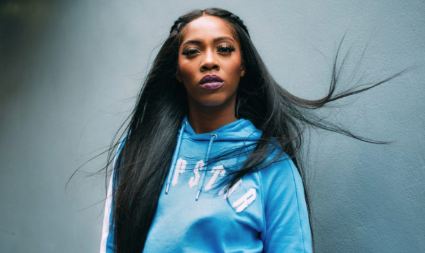 •Afrobeat queen Tiwa Savage