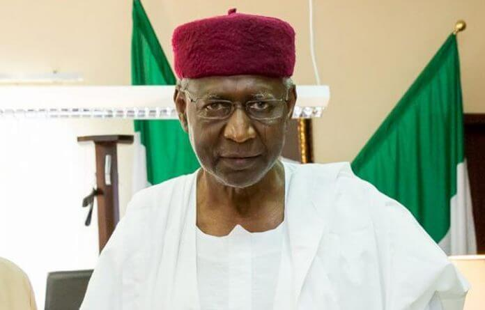 •Chief of Staff to the President, Abba Kyari
