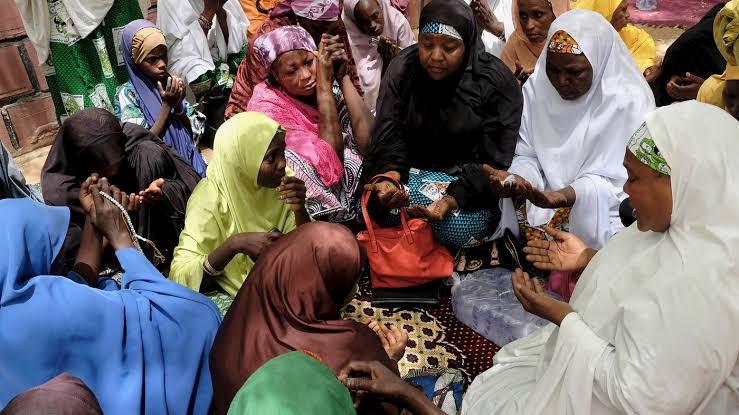 •Distraught parents of abducted Chibok schoolgirls