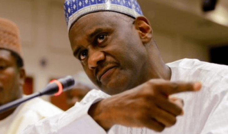 •Embattled NHIS Executive Secretary, Yusuf Usman