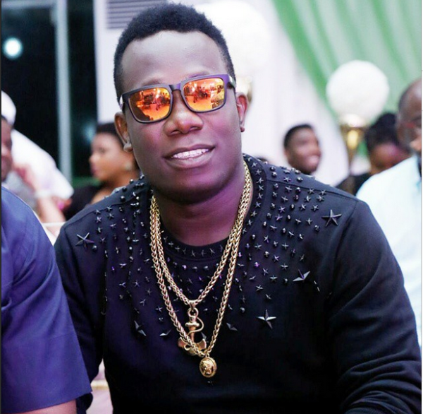•Music star Duncan Mighty