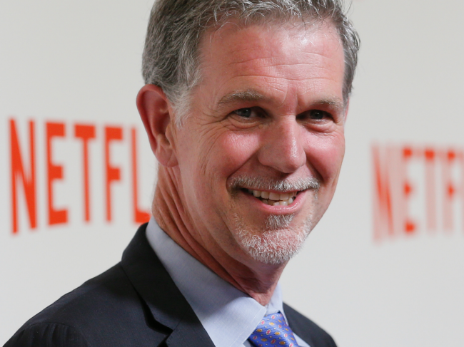 Netflix chief set to leave Facebook's Board of Directors