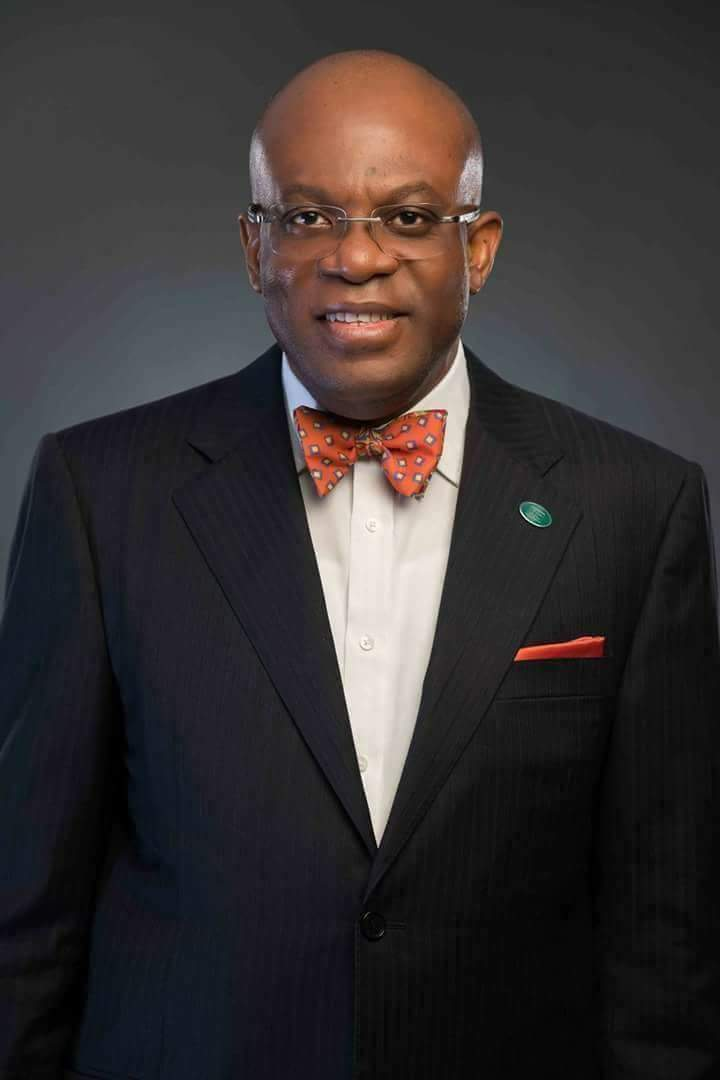 •New NBA President Paul Usoro (SAN)