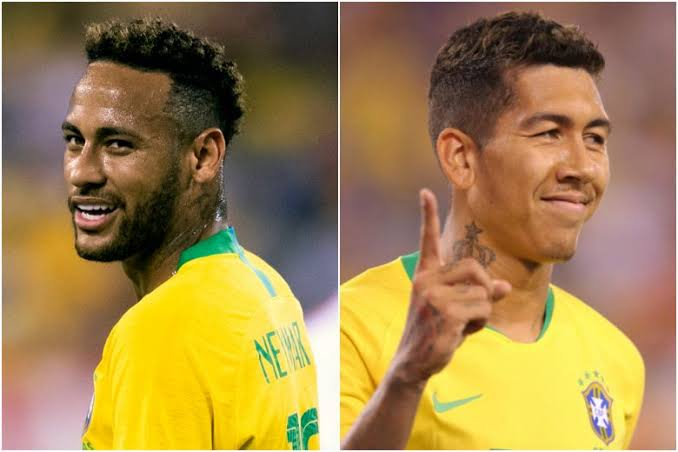Eagles vs Samba Boys: Neymar, Firmino to start against Nigeria