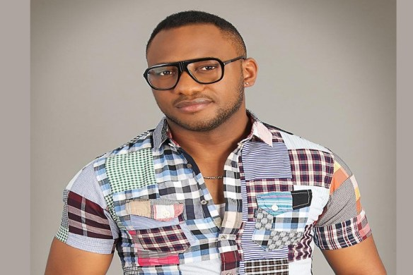 Yul Edochie storms son's school with entire family
