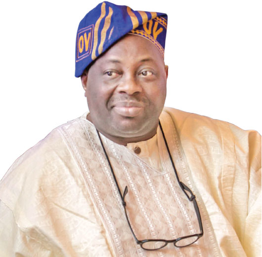 •OVATION Publisher, Dele Momodu