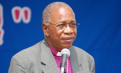 •Prelate Emeritus, Methodist Church of Nigeria, Sunday Mbang