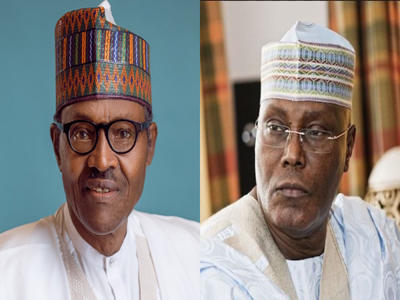 •Atiku and Buhari