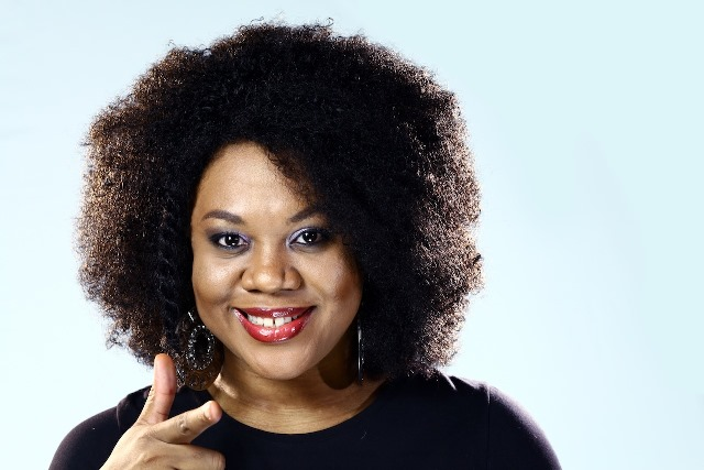 •Star actress and singer, Stella Damasus