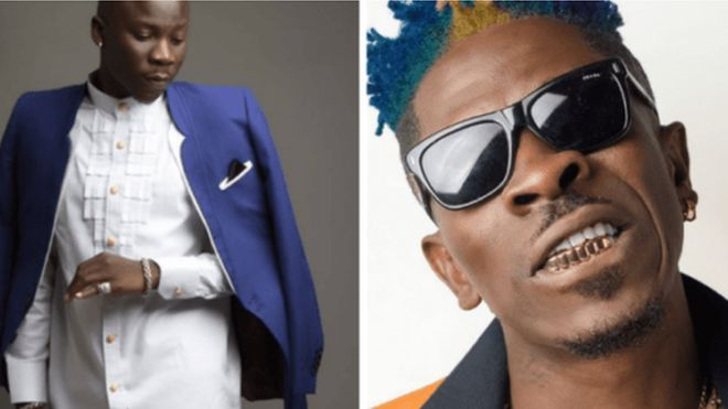 Ghanaian music stars Stonebwoy and Shatta Wale land in police station after fighting in public