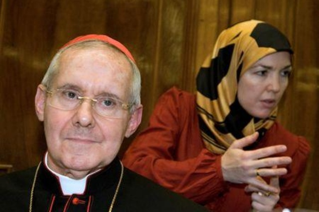 Vatican Diplomat who improved ties with Islam dies
