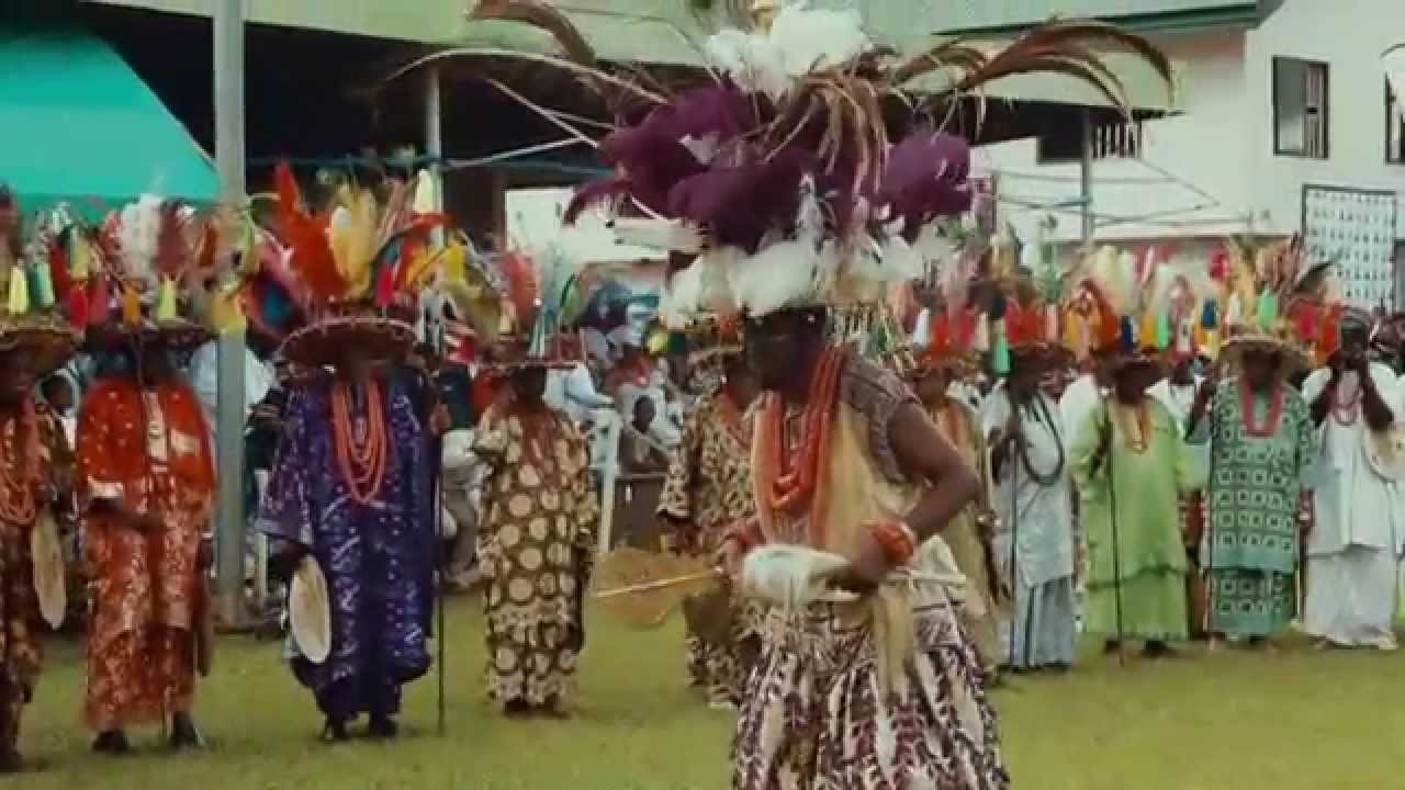 Image result for Enugwu-Agidi Community Hosts Ofala Festival Today