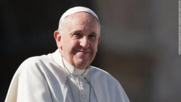 Priest publicly wishes for Pope's quick death