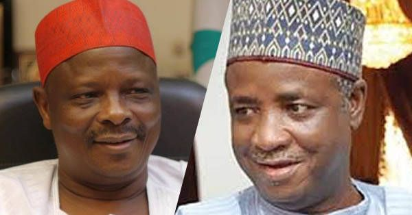 •Ex-governors Kwankwaso and Wamakko