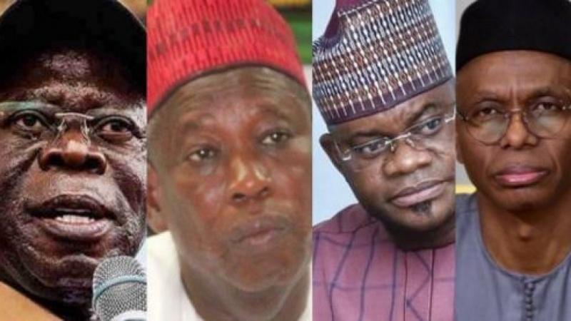 US Visa Ban: Oshiomhole, Ganduje, Yahaya Bello, el-Rufai affected — Report  - News Express Nigeria