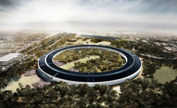•Apple Headquarters