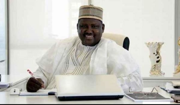 •Accused Ex-Chairman of the Presidential Pensions Reforms Task Team, Abdurrasheed Maina