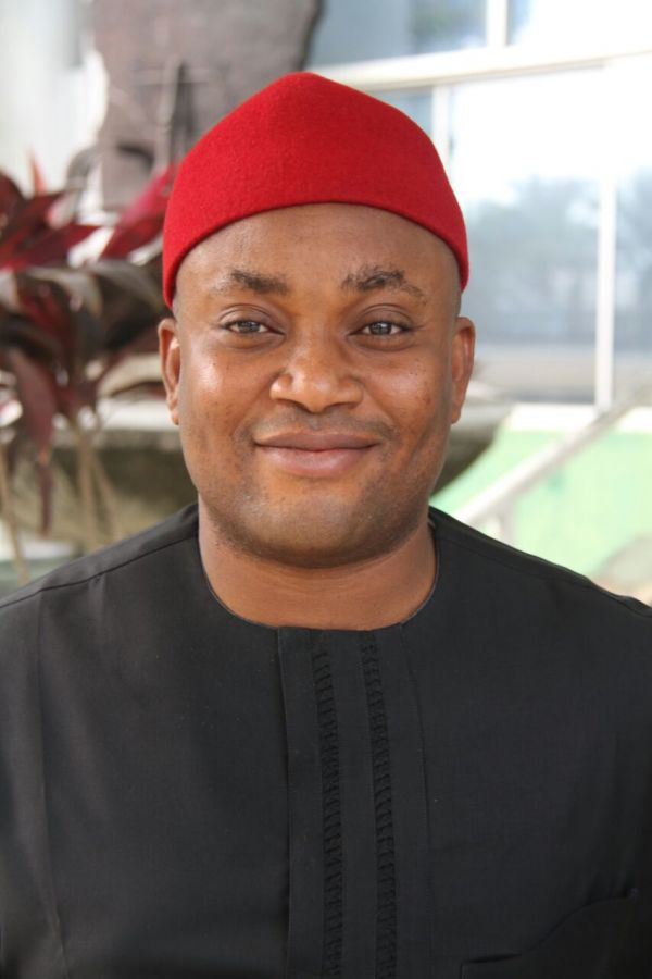 •Bishop Kennedy Njoku, who resigned as Abia Speaker within 24 hours of his election.