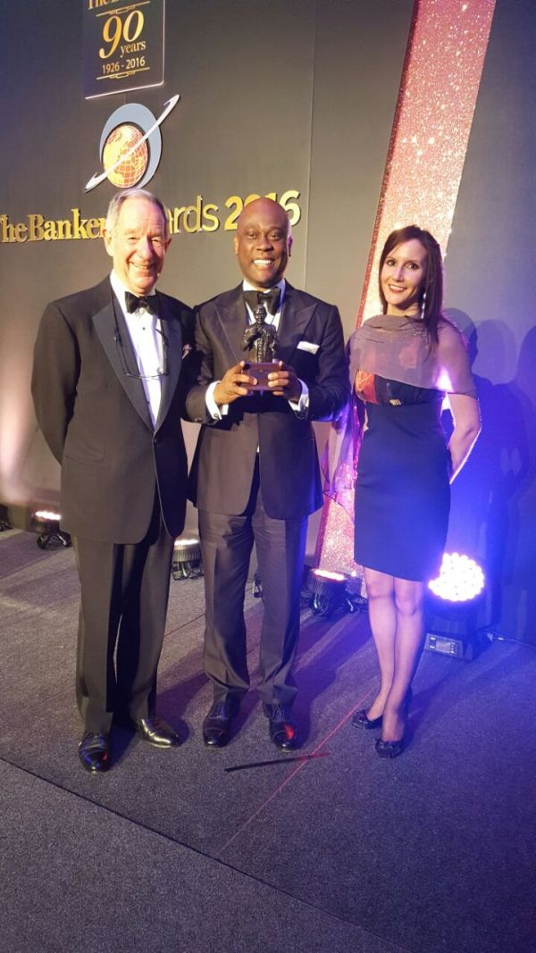 Access Bank affirms industry leadership with 'Bank of the Year' Award