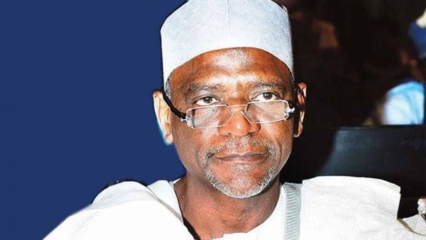 •Minister of Education, Mallam Adamu Adamu