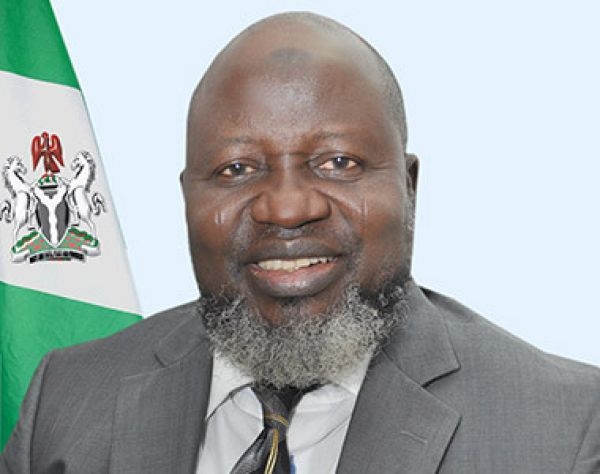 •Communications minister, Barrister Adebayo Shittu
