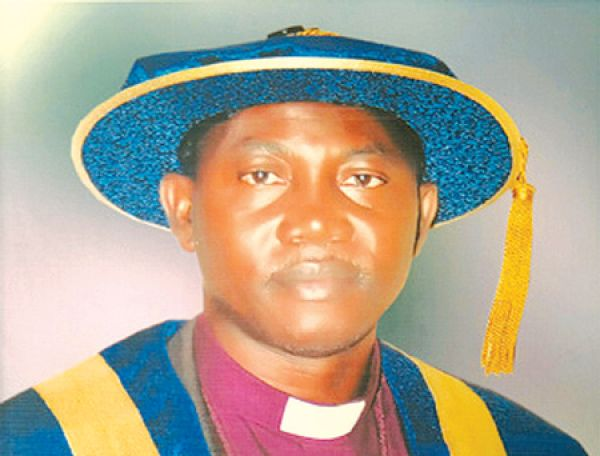 Vice Chancellor, Ajayi Crowther University, Dapo Asaju. Photo: News Express