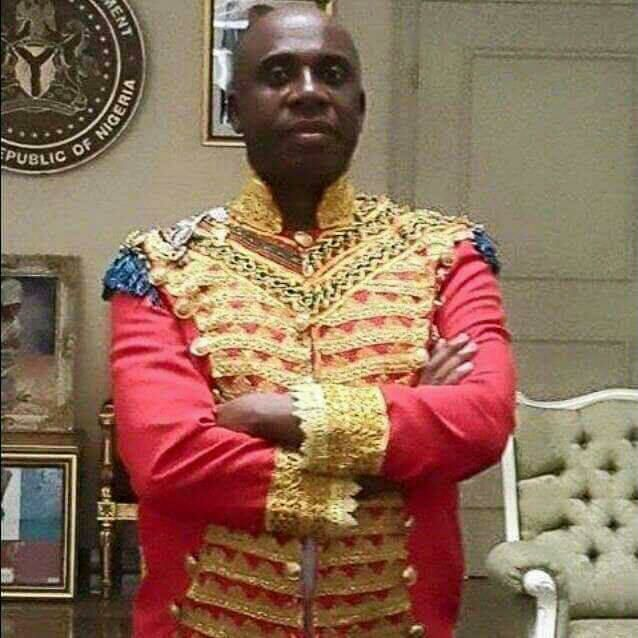 •Rivers APC Leader, Rt. Hon. Chibuike Amaechi