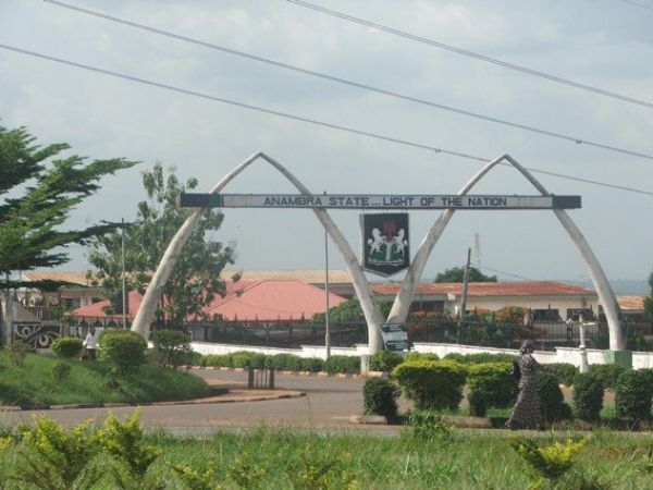 •Anambra State Government House, Awka
