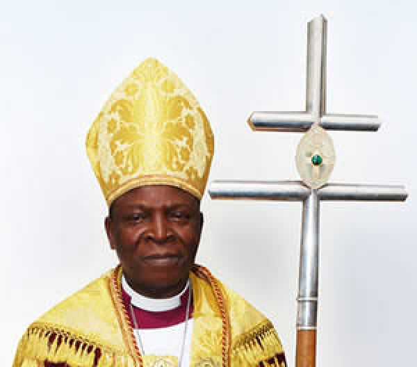 •Primate of the Church of Nigeria, Most Rev'd Dr.  Nicholas Okoh