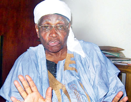 There'll never be peace in this country, until . . . — Ango Abdullahi