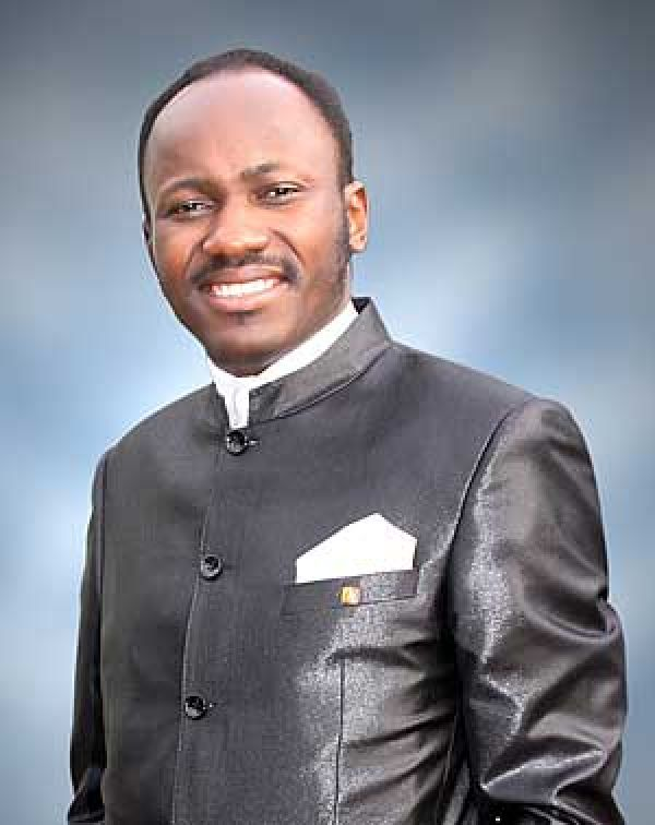 Apostle Johnson Suleman.