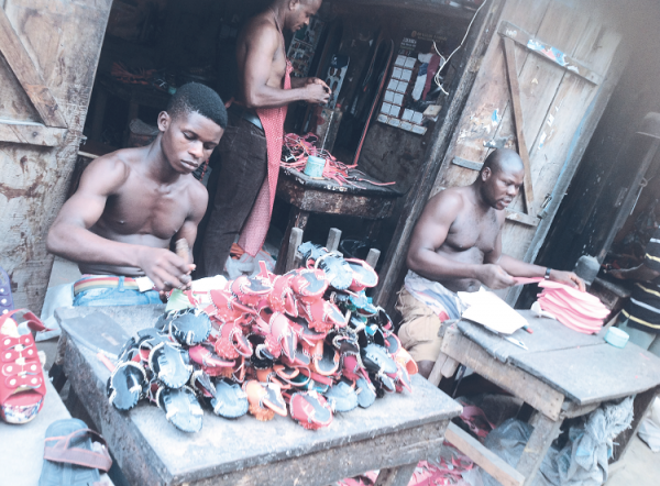 Aba shoemakers panic over possible hijack of contracts by politicians