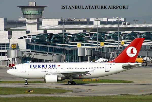 Takeoff in Turkey for Erdogan's mega Istanbul airport