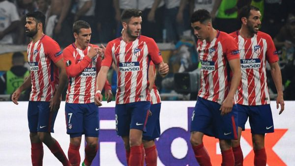 Atletico Madrid name squad for Super Eagles friendly
