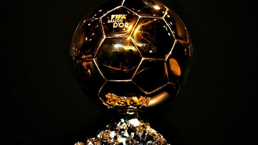 •Ballon d'Or award