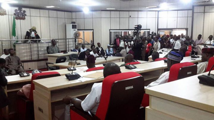 Benue Assembly resumes plenary for the first time since July