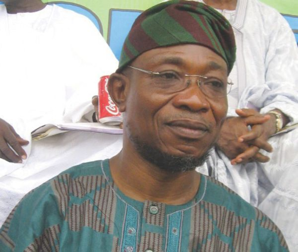 •Bereaved Governor Aregbesola