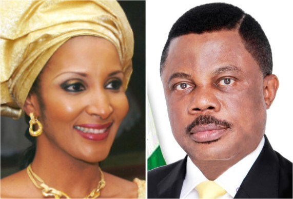 •Obiano and Bianca