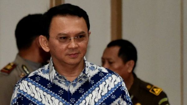Christian governor jailed for blasphemy in Indonesia