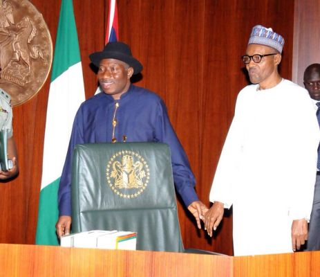 New era as Buhari's government is inaugurated today