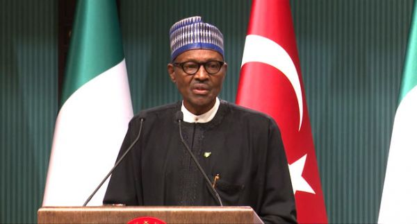 Buhari restatates committed to make Nigeria attractive to investors