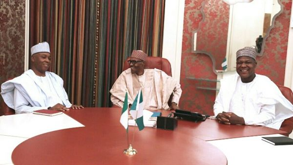EXCLUSIVE: Buhari, National Assembly leaders strike deal on 2018 Budget