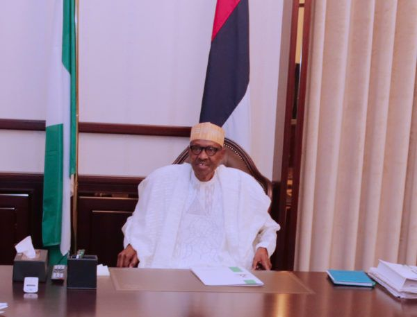 Buhari: I'm trying hard to give youths jobs