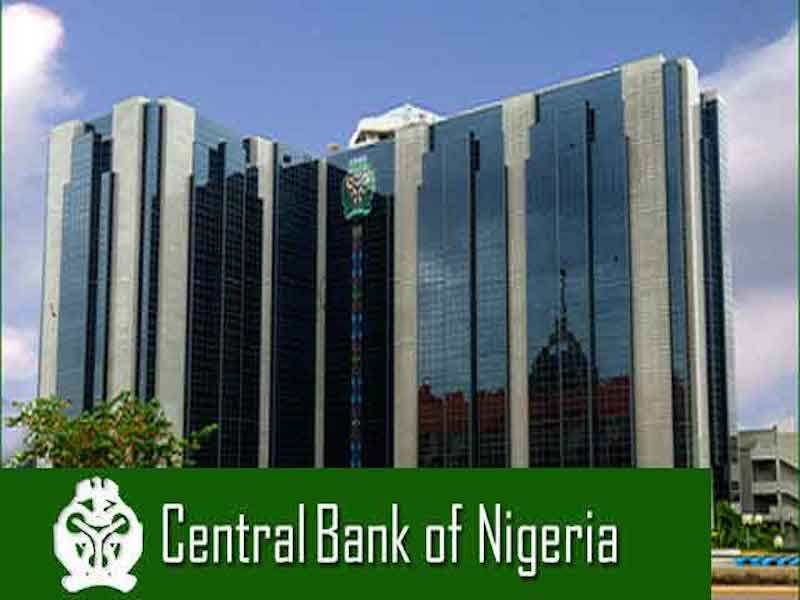CBN intervenes in forex market with $323.5m, CNY17.9m